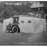 Car camping, the early years