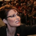Sarah Palin places second again