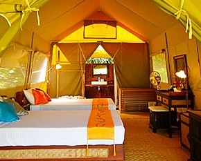 Glamping: not glamorous, not camping – but hard to dismiss