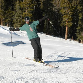 Thanks, Echo Mountain, for the 12 years of free skiing