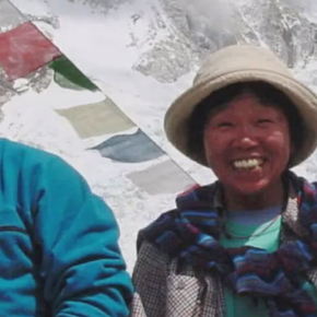 Tamae Watanabe is sitting on top of the world. Again. And Everest claims four others.