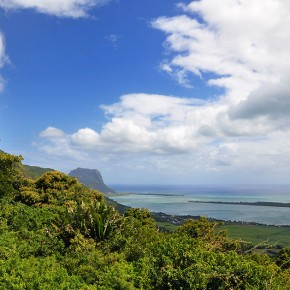 Hello, Mauritius, our 100th country