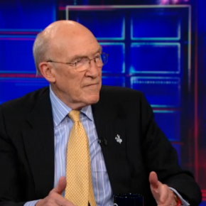 Alan Simpson gets after AARP
