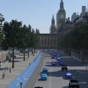 London doubles down on biking