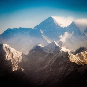 Mount_Everest_morning